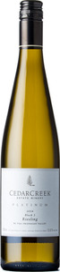 CedarCreek Platinum Riesling Block 3 2014, Okanagan Valley Bottle