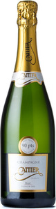 Cattier Brut Premier Cru, Champagne Bottle