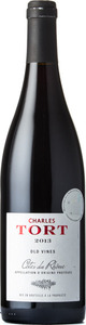 Charles Tort Old Vines 2013, Cotes Du Rhone Bottle