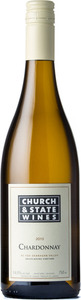 Church & State Chardonnay Gravelbourg Vineyard 2013, Okanagan Valley Bottle