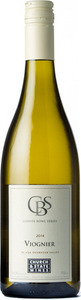 Church & State Coyote Bowl Series Viognier 2014, BC VQA Okanagan Valley Bottle