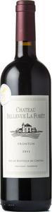 Château Bellevue La Forêt 2011, Ac Fronton Bottle