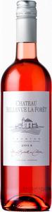 Château Bellevue La Forêt Rosé 2014, Ac Fronton Bottle