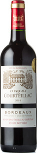 Chateau De Courteillac 2014 Bottle