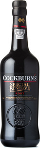 Cockburn's Special Reserve Port, Dop Bottle