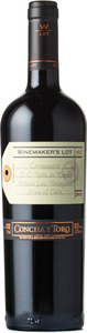 Concha Y Toro Winemaker's Lot 148 Carmenère 2012, Las Pataguas Vineyard Bottle