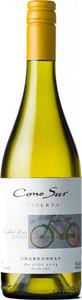 Cono Sur Bicicleta Chardonnay 2014 Bottle
