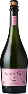 Cono Sur Sparkling Pinot Noir Rose, Bio Bio Valley Bottle