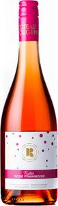 Coteau Rougemont Bulles Rosé Framboise Bottle