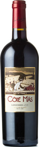 Cote Mas Languedoc 2013 Bottle