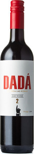 Dada Artwine 2 Merlot 2014 Bottle