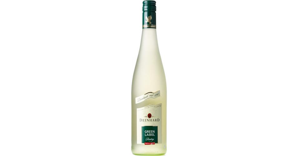 Deinhard green label riesling 2014 expert wine ratings for Deinhard wine