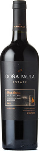 Doña Paula Estate Black Edition 2013 Bottle