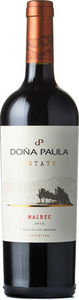 Doña Paula Estate Malbec 2013 Bottle