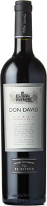El Esteco Don David Reserve Syrah 2013, Calchaqui Valley Bottle