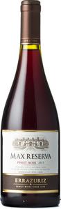 Errazuriz Max Reserva Pinot Noir 2013 Bottle