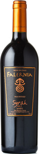 Falernia Syrah Reserva 2012, Elqui Valley Bottle