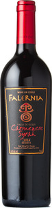 Falernia Carmenere Syrah 2014, Elqui Valley Bottle
