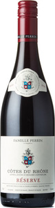 Famille Perrin Côtes Du Rhone Réserve 2012, Ac Côtes Du Rhône Bottle