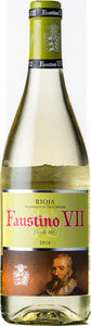 Faustino V I I Blanco 2014 Bottle