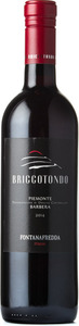 Fontanafredda Briccotondo Barbera 2014 Bottle