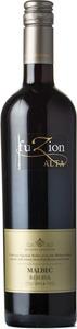 Fuzion Alta Reserva Malbec 2014 Bottle