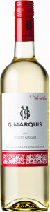 G. Marquis The Red Line Pinot Grigio 2014, VQA Niagara Peninsula Bottle
