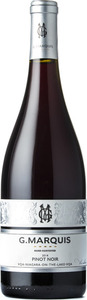 G. Marquis The Silver Line Pinot Noir 2014, VQA Niagara On The Lake Bottle
