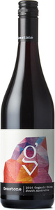 Gemtree Wines Gemstone Shiraz 2014 Bottle