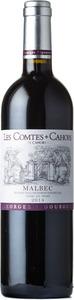 Georges Vigouroux Les Comtes Cahors Malbec 2014, Cahors Bottle