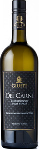 Giusti Dei Carni Chardonnay 2014 Bottle