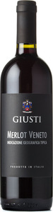 Giusti Wine Merlot 2013,  Igt Veneto Bottle