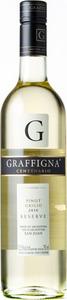 Graffigna Centenario Reserve Pinot Grigio 2014 Bottle