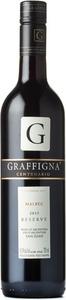 Graffigna Centenario Reserve Malbec 2013 Bottle