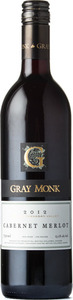 Gray Monk Cabernet Merlot 2012, BC VQA Okanagan Valley Bottle