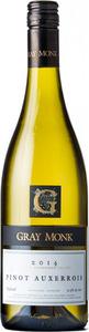 Gray Monk Pinot Auxerrois 2014, BC VQA Okanagan Valley Bottle