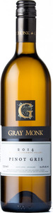 Gray Monk Pinot Gris 2014, BC VQA Okanagan Valley Bottle