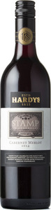 Hardys Stamp Cabernet Merlot 2014 Bottle