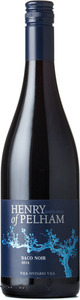 Henry Of Pelham Baco Noir 2014, VQA Ontario Bottle