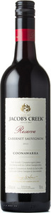 Jacob's Creek Reserve Cabernet Sauvignon 2013, Coonawarra Bottle