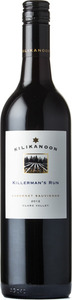 Kilikanoon Killerman's Run Cabernet Sauvignon 2012, Clare Valley Bottle
