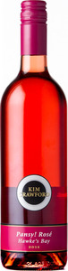 Kim Crawford Pansy! Rosé 2014, Hawke's Bay, North Island Bottle