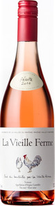 La Vieille Ferme Cotes Du Ventoux Rose 2014, Rhone Valley Bottle