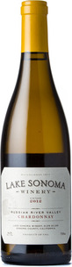 Lake Sonoma Russian River Valley Chardonnay 2012, Russian River Valley, Sonoma County Bottle
