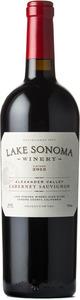 Lake Sonoma Alexander Valley Cabernet Sauvignon 2013, Alexander Valley Bottle