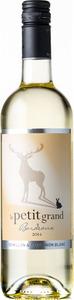 Le Petit Grand Semillon Sauvignon Blanc 2014, Bordeaux Bottle