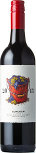 Longview Red Bucket Shiraz Cabernet 2013, Adelaide Hills Bottle