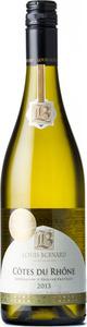 Louis Bernard Côtes Du Rhône Blanc 2013, Rhône Valley Bottle