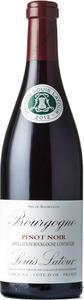 Louis Latour Bourgogne Pinot Noir 2012 Bottle