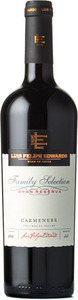 Luis Felipe Edwards Family Selection Gran Reserva Carmenere 2014 Bottle